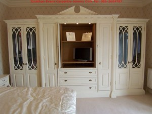 Cabinetry Furniture Cork with Jonathan Evans Carpentry Joinery Tel: 086-2604787