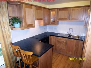 Kitchens Cork with Jonathan Evans Carpentry Joinery Tel: Tel: 086-2604787