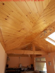 Carpentry Cork with Jonathan Evans Carpentry Joinery Tel: 086-2604787