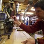 Anne Donaldson Testimonial Jonathan Evans Carpentry Joinery
