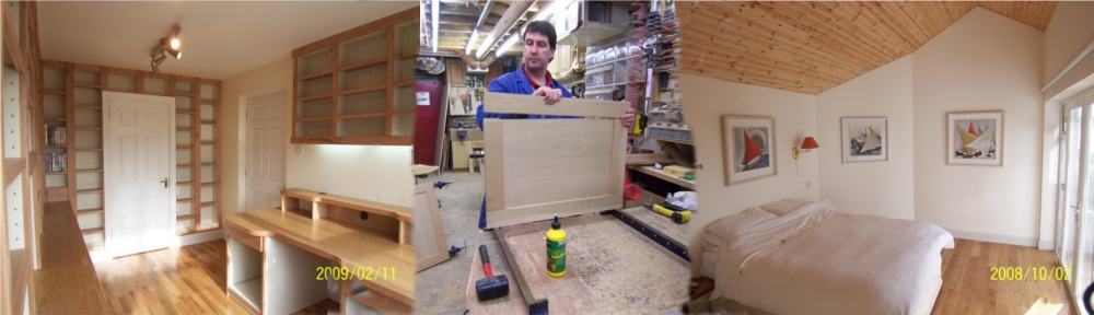Carpentry Joinery Cork with Jonathan Evans Master Guild of Craftsmen member