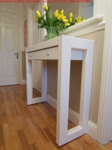 Bespoke Tables and Chairs Cork with Jonathan Evans Carpentry Joinery Tel: 086-2604787